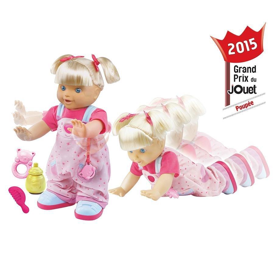 vtech 182805 poupon little love b b apprend marcher jeux et jouets. Black Bedroom Furniture Sets. Home Design Ideas