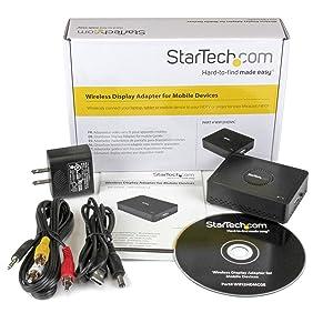 adaptateur vidéo sans fil, Miracast, WiDi, adaptateur Miracast, récepteur hdmi