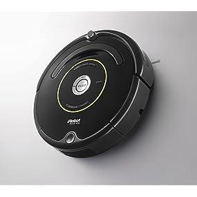 irobot roomba 650 robot aspirateur autonome cuisine maison. Black Bedroom Furniture Sets. Home Design Ideas