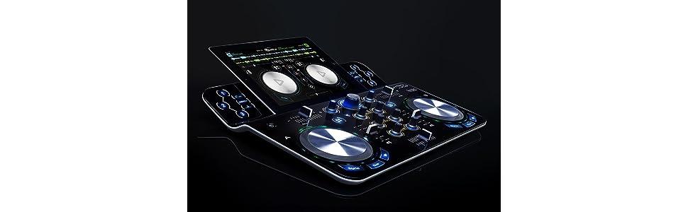 Controleur DJ IPad