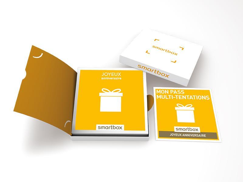 smartbox coffret cadeau joyeux anniversaire 1050. Black Bedroom Furniture Sets. Home Design Ideas