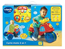 Vtech  Cyclo moto 2 EN 1maroc
