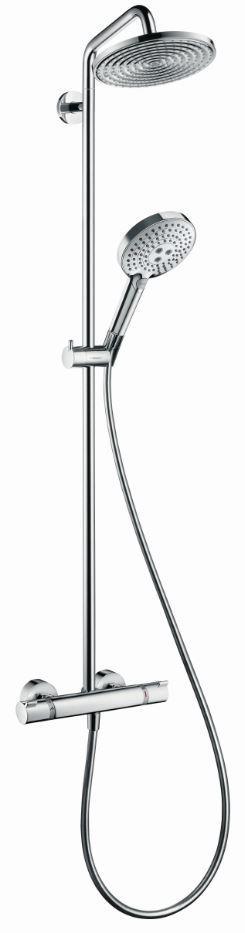 Hansgrohe colonne de douche showerpipe raindance select - Colonne de douche hansgrohe ...
