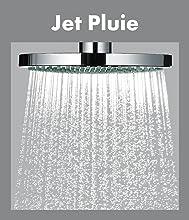Colonne de douche aux Jets enveloppants, larges et multiples !