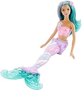 Barbie dhm46 sir ne bonbons multicolore - Barbi sirene 2 film ...