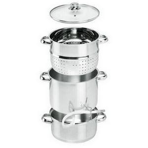 baumalu 342635 extracteur de jus 26 cm en acier inoxydable cuisine maison. Black Bedroom Furniture Sets. Home Design Ideas