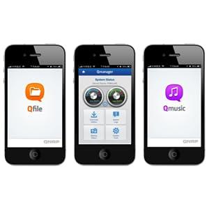 utilitaires QNAP, accès à distance aux fichiers, applications mobiles QNAP