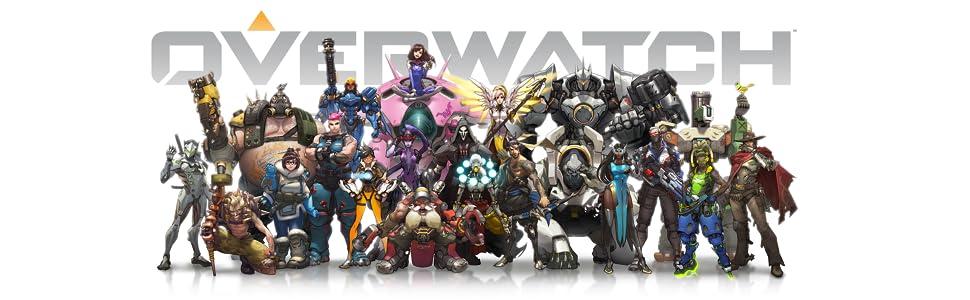 Découvrez Overwatch : la nouvelle licence de Blizzard