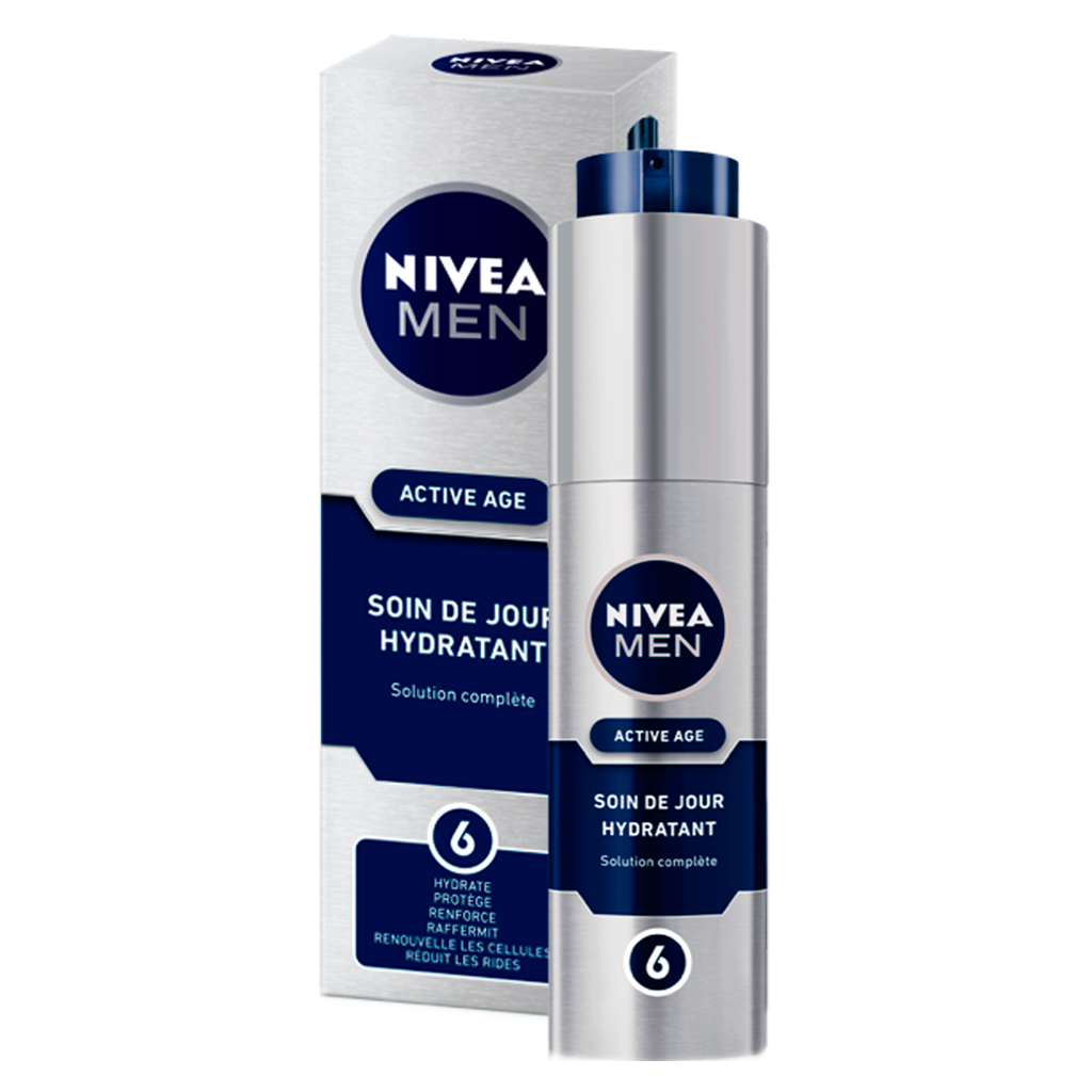 Nivea men soin de jour hydratant active age 50ml amazon for Produit anti punaise de lit grande surface
