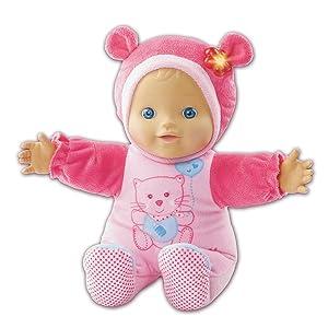 Little Love - Mon bébé coucou-caché Rose