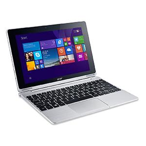 "Acer Aspire Switch 10 SW5-011-18MX PC portable Hybride Tactile 10,1"" Gris (Intel Atom, 2 Go de"