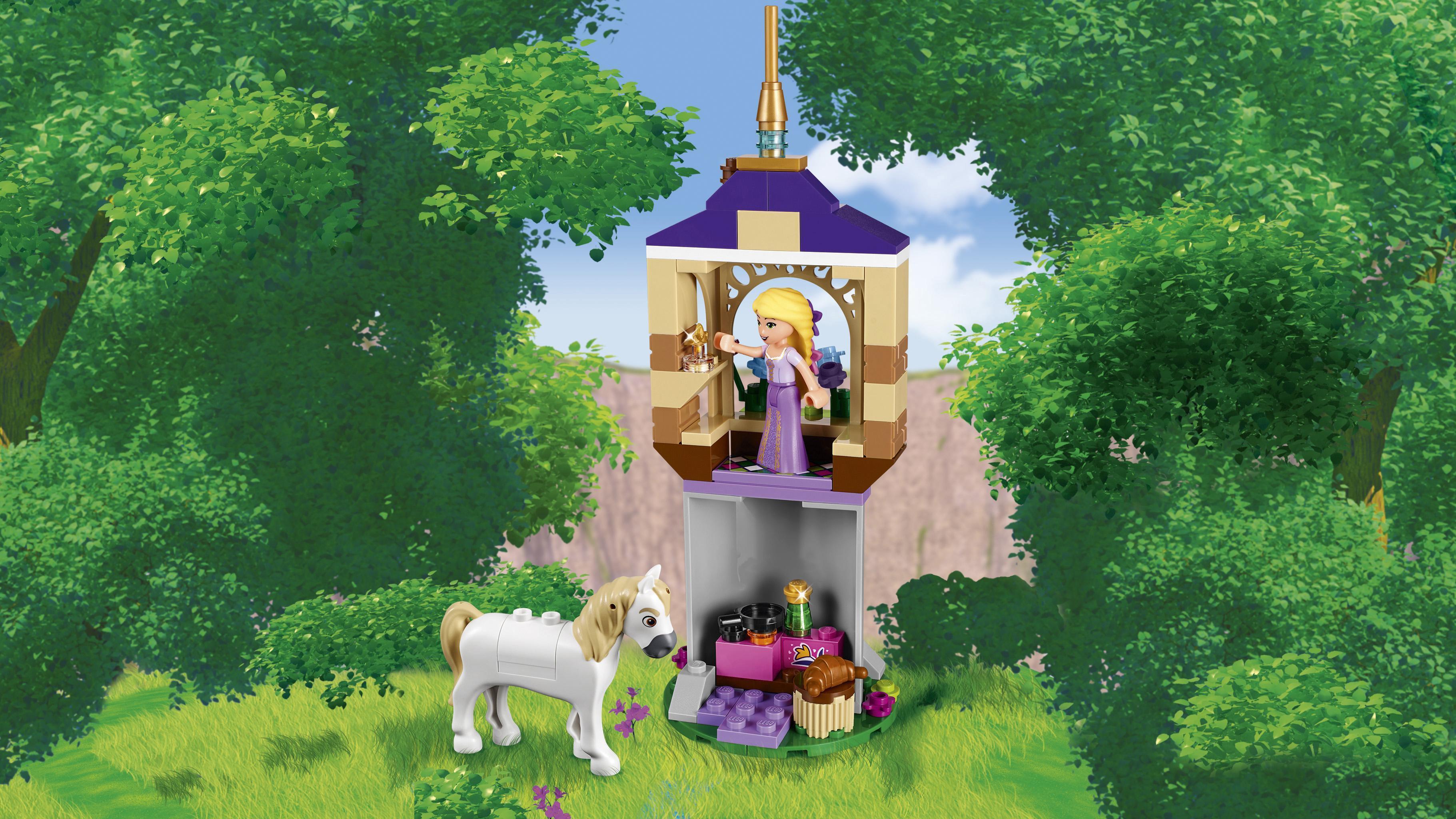 Lego 41065 disney princess jeu de construction le for Jardin walt disney