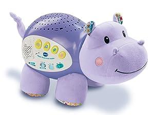 hippo dodo, VTech, VTech baby, veilleuse, peluche, jouet, hippo