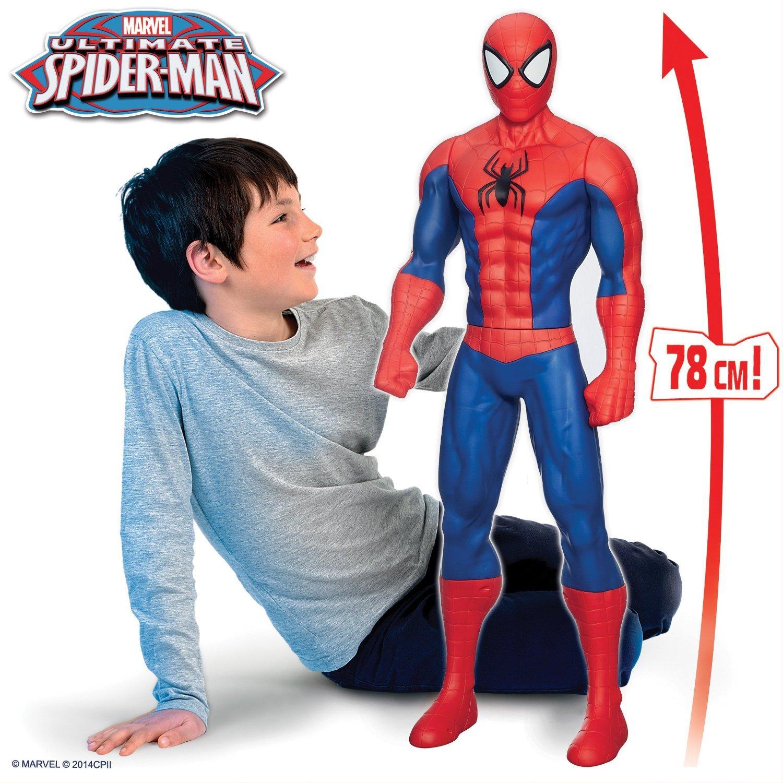 spider man a8492eu40 figurine 78 cm jeux. Black Bedroom Furniture Sets. Home Design Ideas