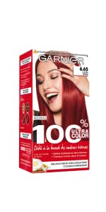 Coloration permanente Garnier 100% Ultra Color
