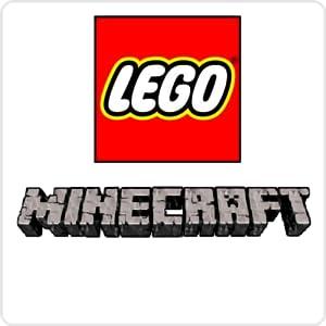 lego minecraft inspiration instructions