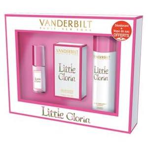 Coffret Little Gloria Vanderbilt