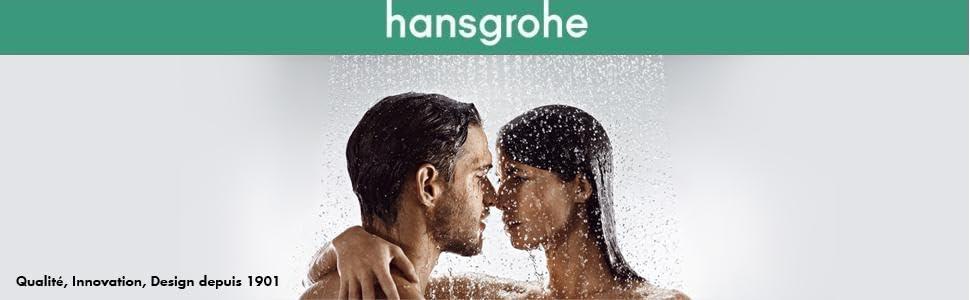 Hansgrohe : qualité innovations et design depuis 1901
