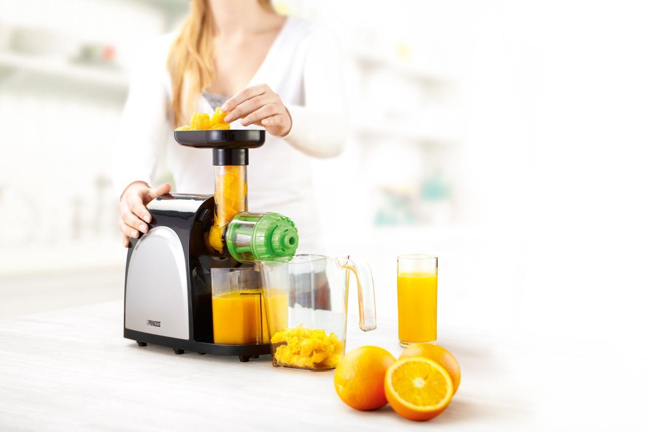 extracteur jus princess 202041 vitapure slow juicer. Black Bedroom Furniture Sets. Home Design Ideas