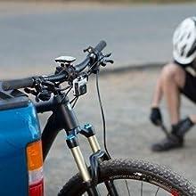 Blanc Avant /& Arrière Rouge Visibilité Lights Joby Support vélo lumière Pack