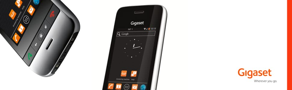 siemens gigaset sl930h telefon festnetz drahtlose usb wifi s o android 4 0 4 ice ebay. Black Bedroom Furniture Sets. Home Design Ideas