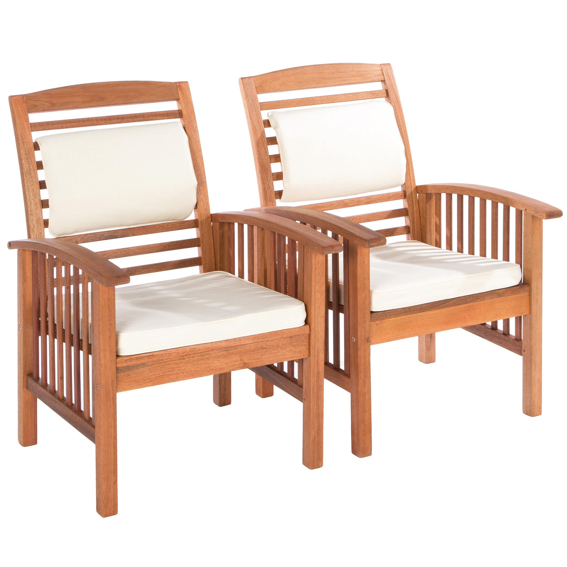 Ultranatura 200100001046 Canberra Lot de 2 Chaises Lounge