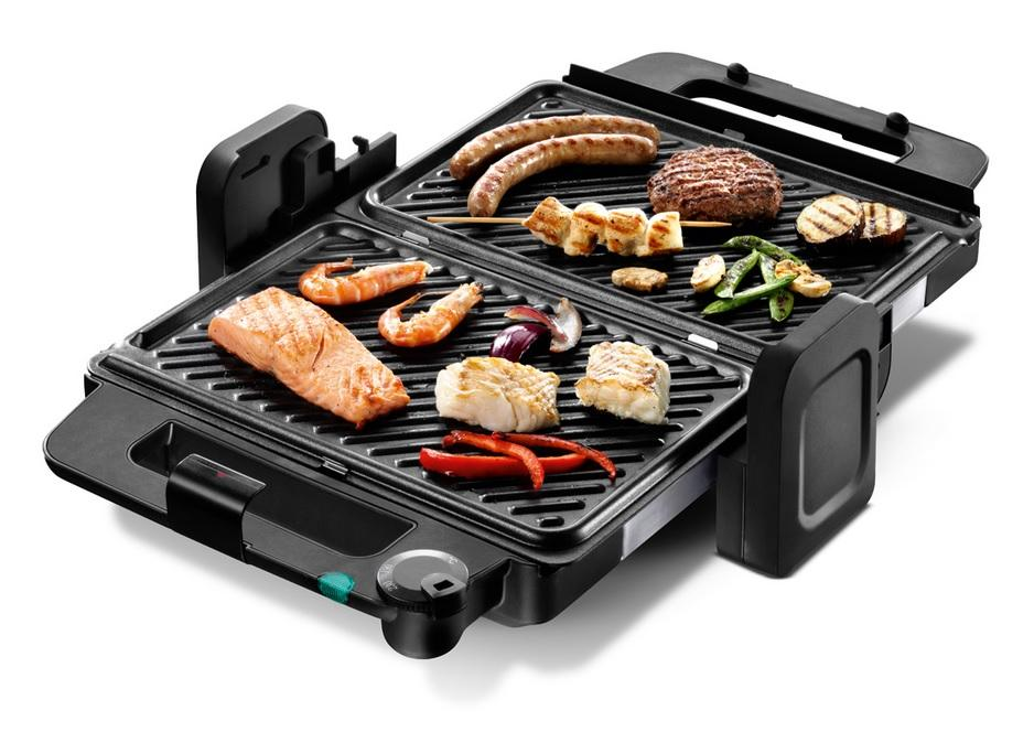 Princess 112350 multi grill panini plaque amovibles for Appareils cuisine professionnels