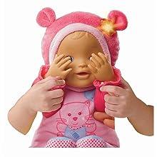 Little Love - Mon bébé coucou-caché jeu
