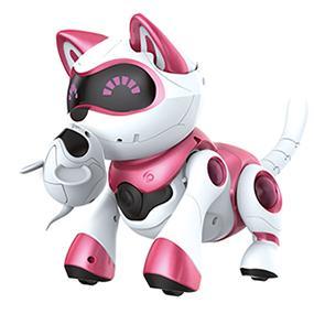 splash toys 30636 robot chat interactif teksta kitty jeux et jouets. Black Bedroom Furniture Sets. Home Design Ideas