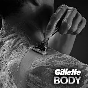 Rasoir Gillette Body