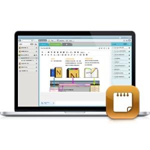 Notes Sation, Evernote, Gestion des PDF, gestion en temps réel des flux RSS