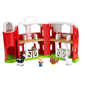 Ferme animaux fisher price