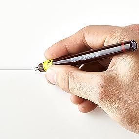 Stylo pour dessin technique rOtring Isograph
