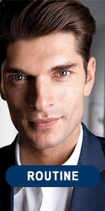 découvrez la routine soin du visage anti âge NIVEA MEN, produits anti âge pour homme, produits anti