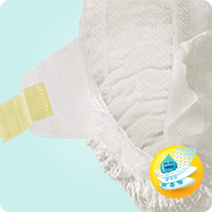 Pampers couches New Baby Premium Protection