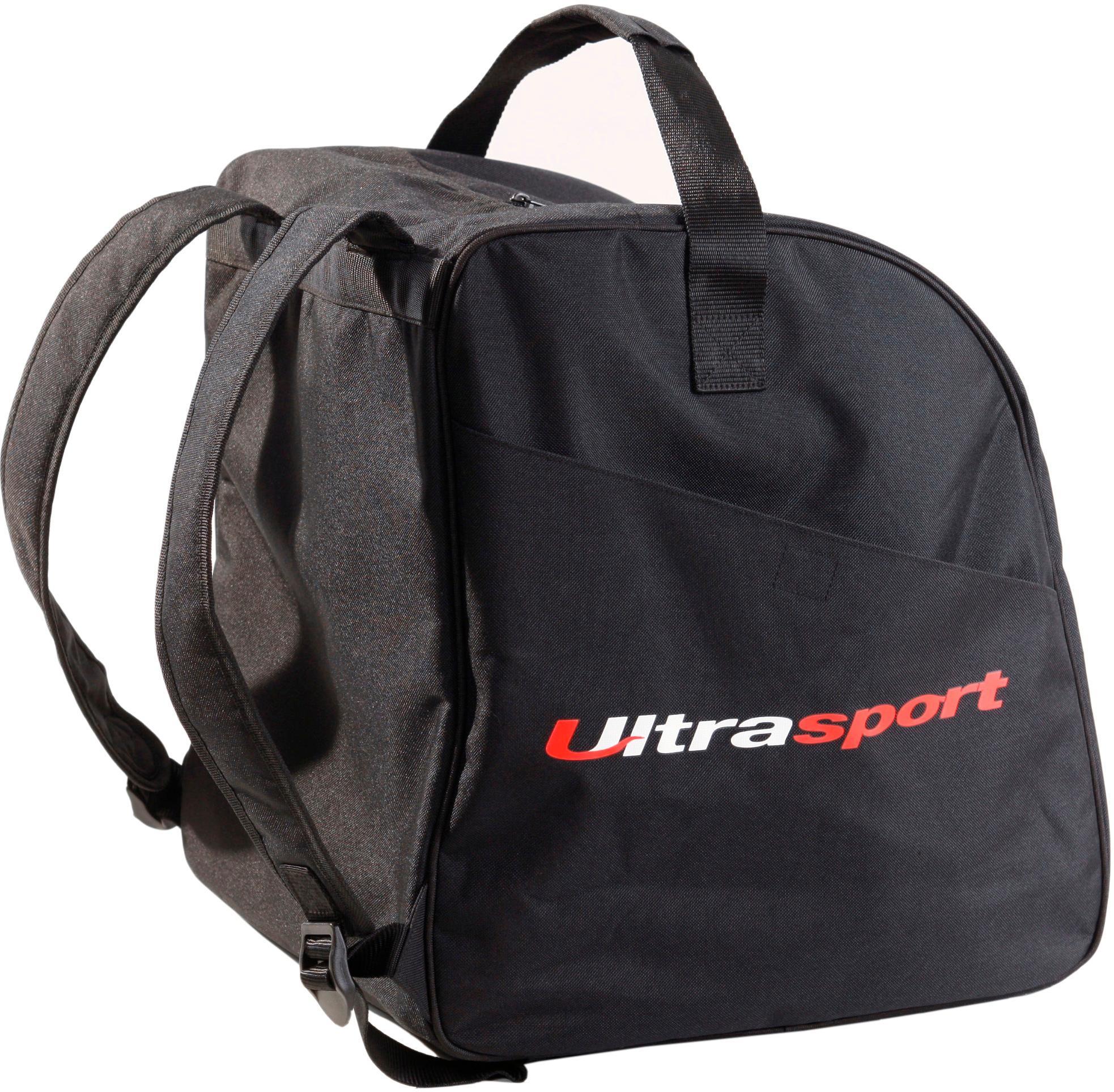 ultrasport sac chaussures de ski 2 en 1 avec poign e de transport et fonction sac dos. Black Bedroom Furniture Sets. Home Design Ideas