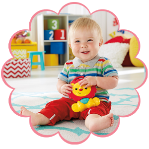 Fisher-Price Tapis Amis de la Jungle 3 en 1
