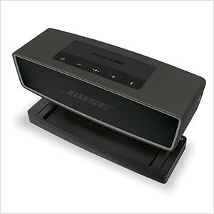 bose enceinte bluetooth soundlink mini ii noir carbone audio hifi. Black Bedroom Furniture Sets. Home Design Ideas