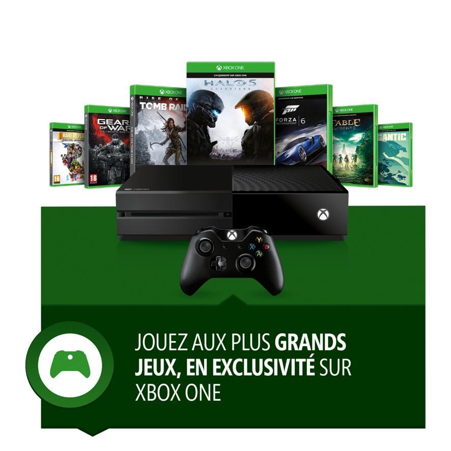 Foyer Console Xbox : Console xbox one go ancien mod�le amazon jeux vid�o