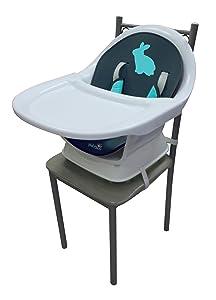 babysun chaise haute evolutive 3 en 1 b b s pu riculture. Black Bedroom Furniture Sets. Home Design Ideas