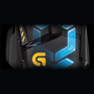 logitech g502 souris gaming rvb personnalisable proteus spectrum avec 11 boutons programmables. Black Bedroom Furniture Sets. Home Design Ideas