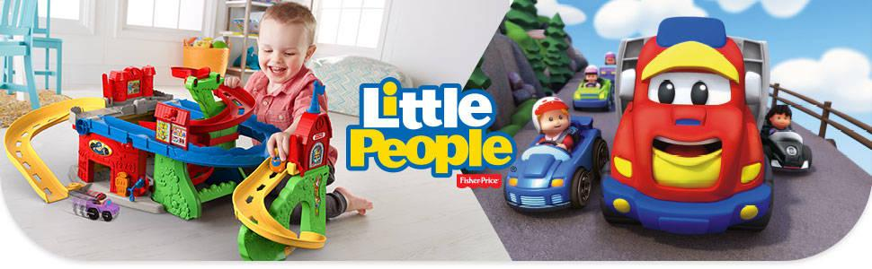 Little People NOUVELLE TOUR DES SPIRALES