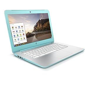 HP Chromebook 14-x012nf datapass Turquoise