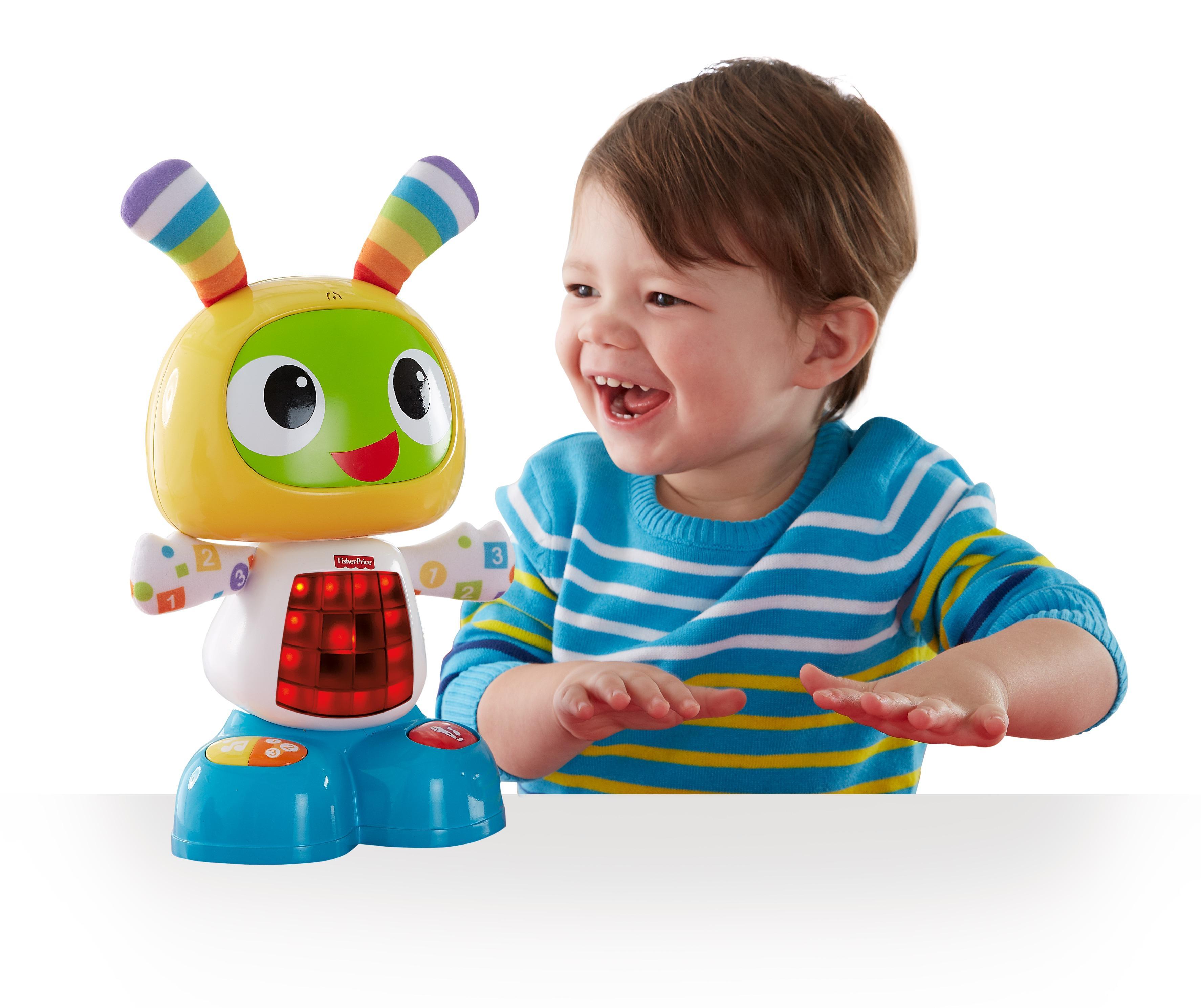fisher price a1504206 bebo le robot jouet de premier. Black Bedroom Furniture Sets. Home Design Ideas