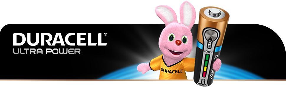 Duracell Ultra Power D