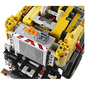 lego technic 42009 jeu de construction grue mobile mk ii jeux et jouets. Black Bedroom Furniture Sets. Home Design Ideas