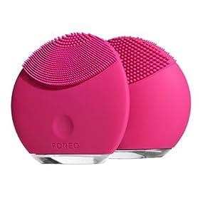 foreo luna mini brosse nettoyante pour le visage petal. Black Bedroom Furniture Sets. Home Design Ideas