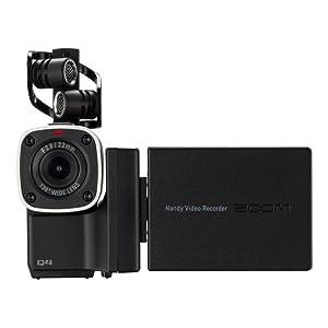 caméra Zoom Q4 audio vidéo