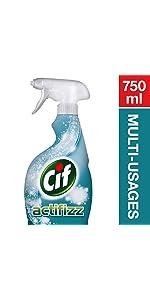actifizz nettoyant ménager
