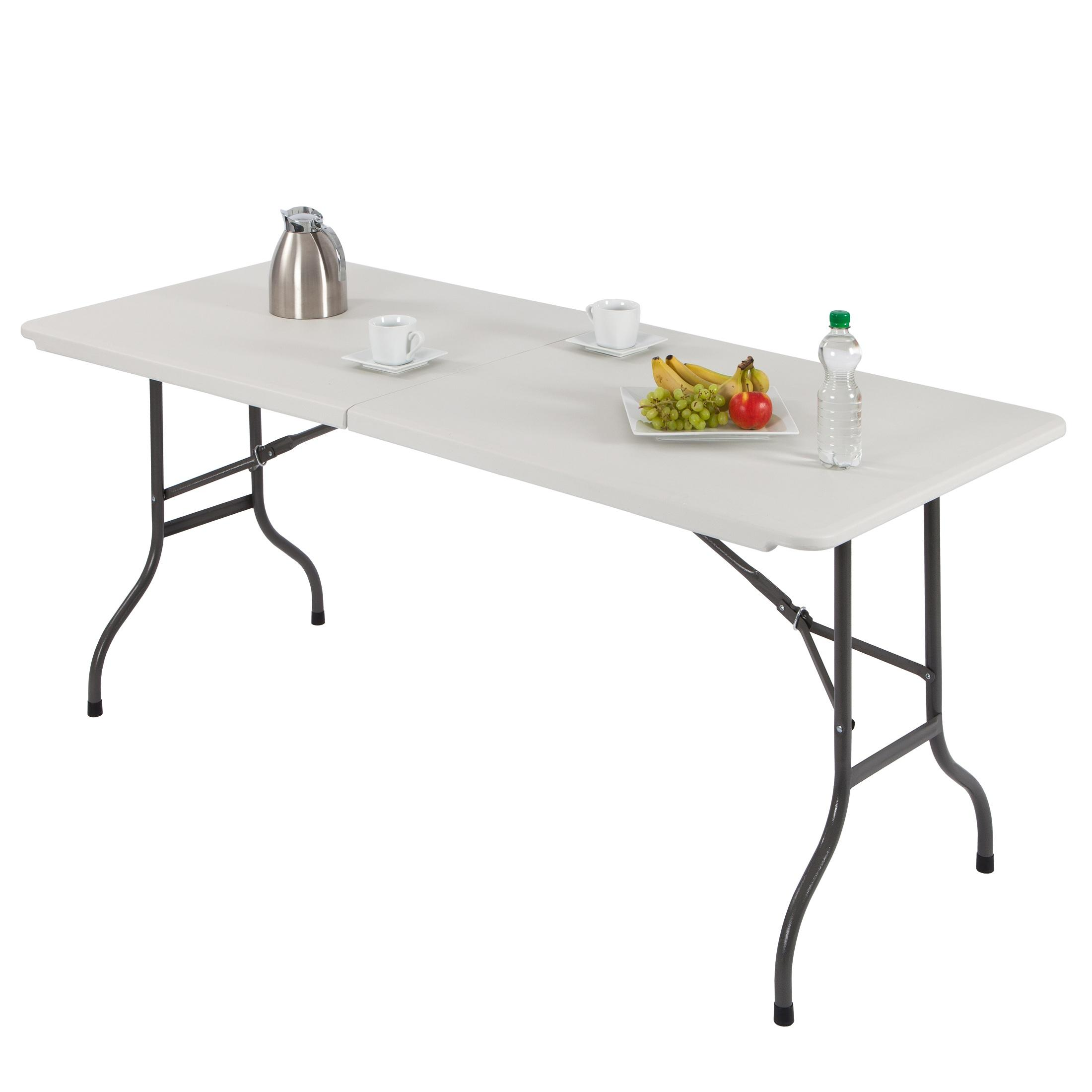 Grande table pliante stunning table pliante bistro x cm for Grande table pliante ikea
